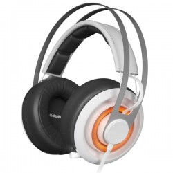 SteelSeries Siberia Elite Raw Prism Headset