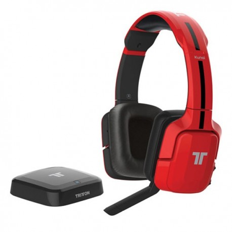 Tritton PS3/PS4 Kunai Stereo Red Headset
