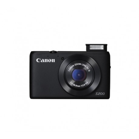Canon PowerShot S200 Digital Camera