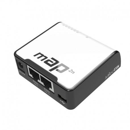 Mikrotik RBmAP2n (mAP 2n) Micro Access Point