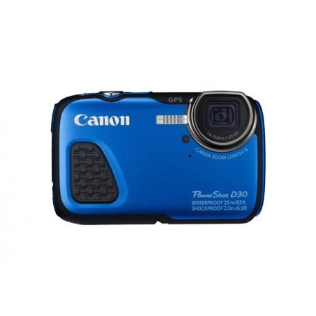 Canon PowerShot D30 Digital Camera