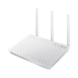 ASUS RT-N66W Dual-Band Wireless N-900 Gigabit Router