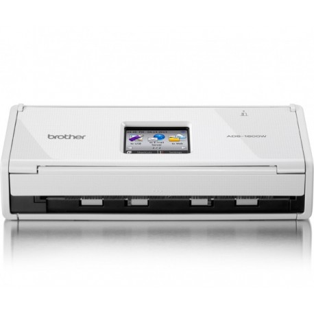 Brother ADS-1600W A4 Document Scanner