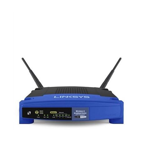 Linksys WRT54GL Wireless-G Wireless Router
