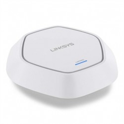 Linksys LAPN300 Business Acces Point Wireless WI-FI Single Band 2,4Ghz N300 With POE (LAPN300)