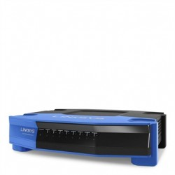 Linksys SE4008 WRT 8 Port Gigabit Ethernet Switch (SE4008-AP)