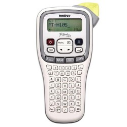 Brother PT-H105 Stylish Portable Handheld Electronic Labeller