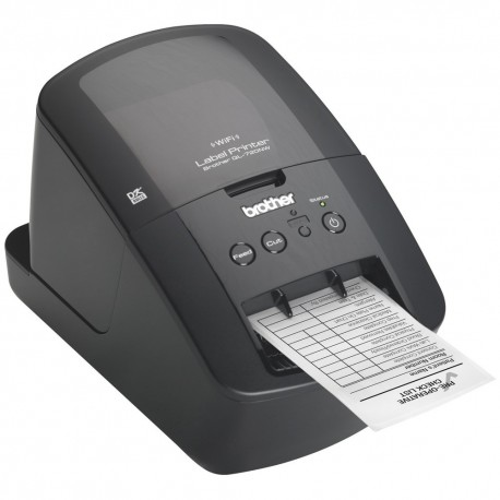 Brother QL-720NW Professional Wired and Wireless Label Printer