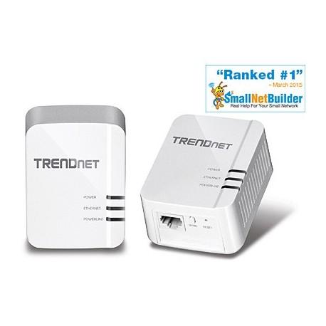 TRENDnet TPL-420E2K Powerline 1200 AV2 Adapter Kit
