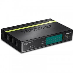TRENDnet TPE-TG80g 8-Port Gigabit PoE+ Switch