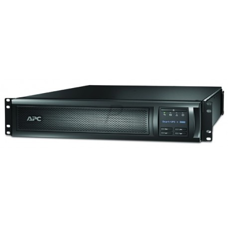 APC SMX3000RMHV2U Smart-UPS X 3000VA Rack/Tower LCD 200-240V