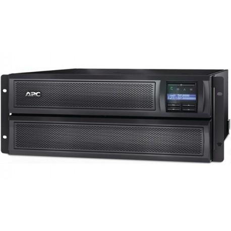 APC SMX3000HVNC Smart-UPS X 3000VA Rack/Tower LCD 200-240V with Network Card