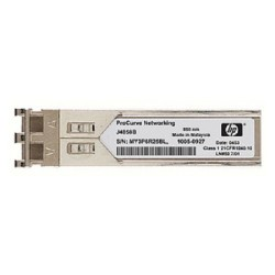 HP X121 1G SFP LC SX Module 1G Fiber Optic Multimode J4858C