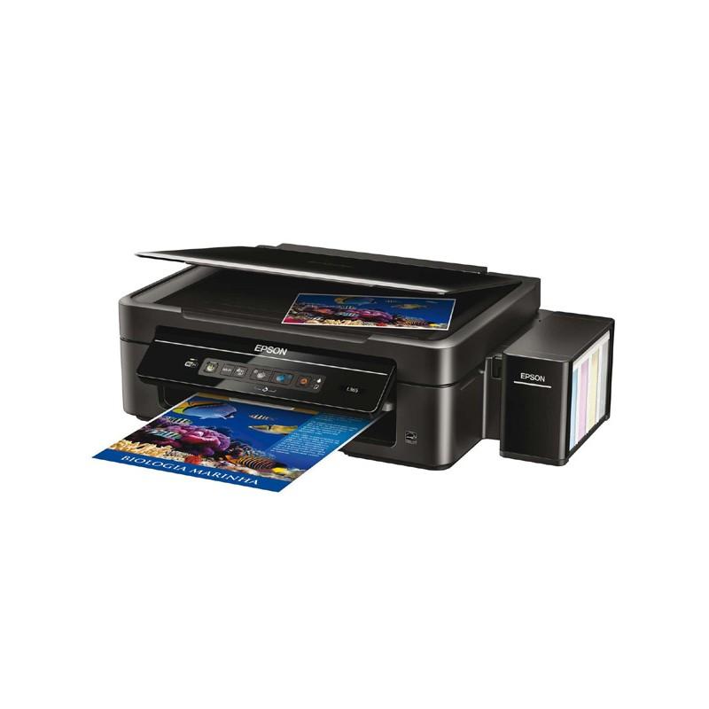 Harga Jual Epson L365 Printer Tabung Tinta Infus