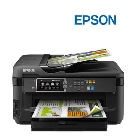 Harga Jual Epson Workforce Wf 7611 Printer A3