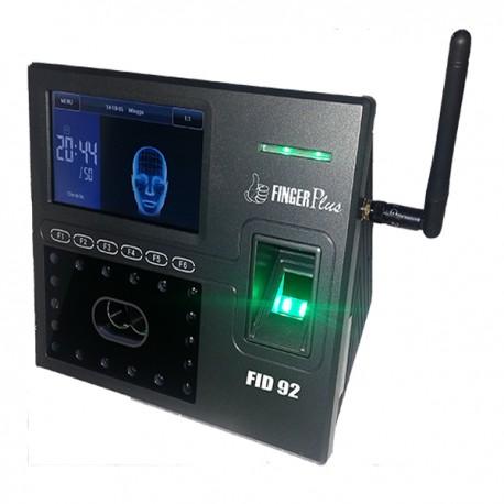 FingerPlus FID 92 Wifi Mesin Absensi Wajah & Access Control