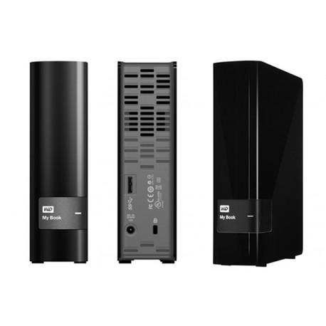 WD Mybook Essential 4TB - USB 3.0