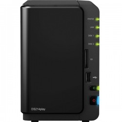 Synology DiskStation DS214play 2 Bay