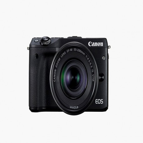 Canon EOS M3 Digital Single Lens Camera