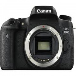 Canon Canon EOS 760D Kit (EF-S18-135mm IS STM) Kamera Digital