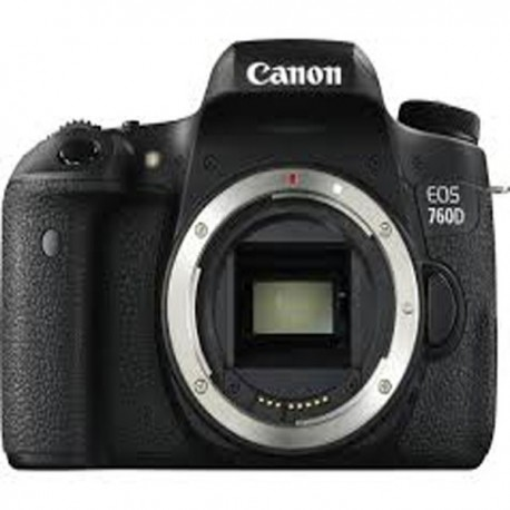 Canon Canon EOS 760D Kit (EF-S18-135mm IS STM) Kamera Digital