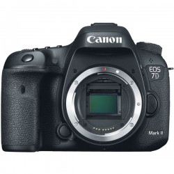 Canon EOS 7D Mark II (Body) Kamera Digital