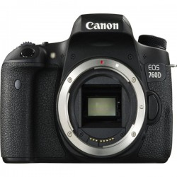 Canon EOS 760D (Body) Kamera Digital