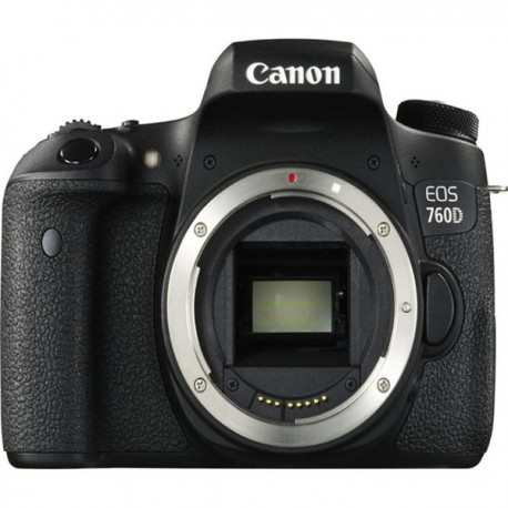 Canon EOS 760D (Body) Kamera Digital