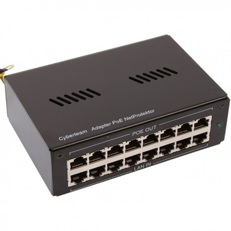 Mikrotik NP8P-D NetProtector 8P Desktop