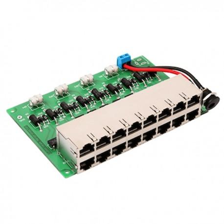 Mikrotik NP8P NetProtector 8P Modul
