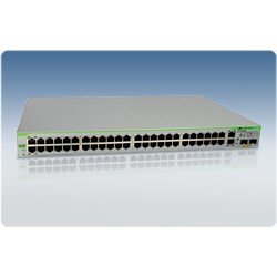 Allied Telesis AT-FS750/48 WeB-smart Switch 48 Port 10/100 2 Gigabit SFP