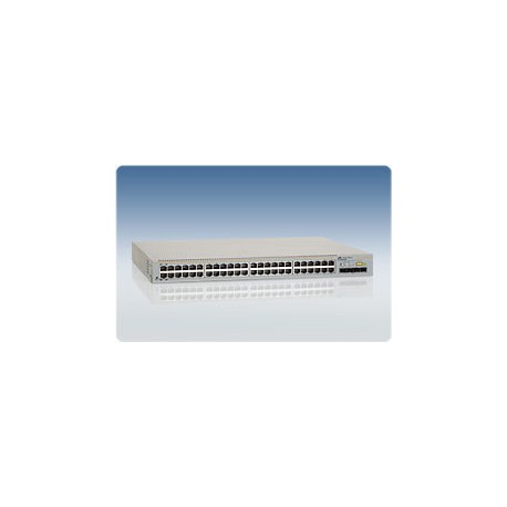 Allied Telesis AT-GS950/48 WeB-smart Switch 48 Gigabit 10 100 1000 4 SFP