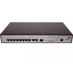 HP V1905-10G-POE Web-smart Switch 9x10/100/1000 PoE ports 1 dual SFP port JD864A