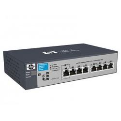 HP V1810-8G Web-smart Switch with 8x10 100 1000 ports J9449A