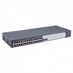 HP V1405-24 Unmanaged Switch with 24x10/100 ports 3C-16471B JD986A
