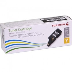 Toner Cartridge Fuji Xerox CM115 CM225 CP225 Yellow [CT202270]