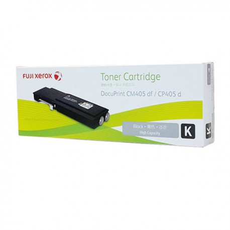 Toner Fuji Xerox Docuprint CM405df CP405d Black (CT202033)