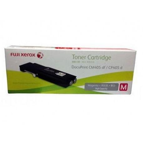 Toner Catridge Fuji Xerox Docuprint CM405df CP405d Magenta (CT202035)