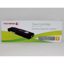 Toner Catridge Fuji Xerox Docuprint CM405df CP405d Yellow (CT202036)