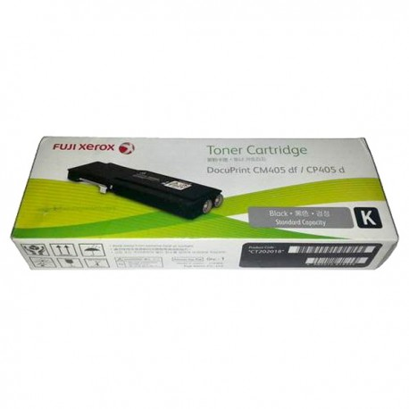 Toner Catridge Fuji Xerox Docuprint CM405df CP405d Black (CT202018)