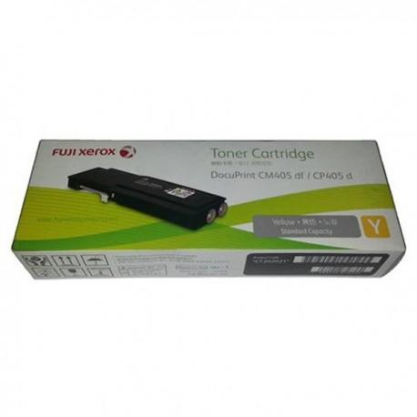Toner Catridge Fuji Xerox Docuprint CM405df CP405d Yellow (CT202021)
