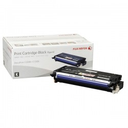 Toner Cartridge Fuji Xerox Docuprint C2200 C3300DX Black 6K (CT350670)