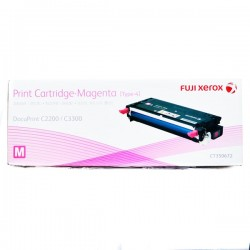 Toner Cartridge Fuji Xerox Docuprint C2200 C3300DX Magenta 6K (CT350672)