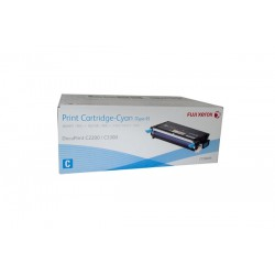Toner Cartridge Fuji Xerox Docuprint C2200 C3300DX Cyan 9K (CT350675)