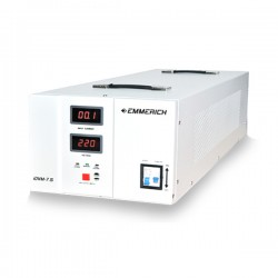 Emmerich iDVM Stabilizer 10 kVA 1 Phase 305x555x235mm 46Kg