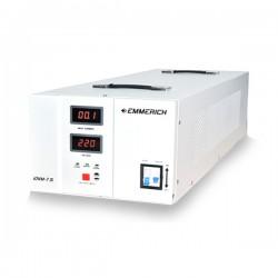 Emmerich iDVM Stabilizer 7.5 kVA 1 Phase 305x555x235mm 40Kg