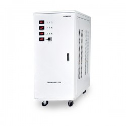 Emmerich Master Volt FT Stabilizer 50 kVA 3 Phase 540x530x1150mm 140Kg