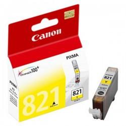 Canon CLI-821 Yellow Catridge