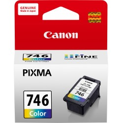 Canon CL-746 Color Ink Cartridge For Canon MG2470 / MG2570 / iP2870