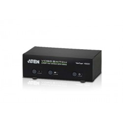 Aten VS0201 2-Port VGA Switch with Audio
